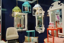 Trade Show Highlights / Quick snaps of our booth from New York to High Point. / by oomph online