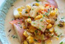Dream Soups / by Tammy Maltby /www.tammymaltby.com