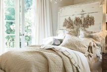 Color - White / by LaurieAnna's Vintage Home