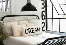 Color - Black & White / by LaurieAnna's Vintage Home