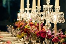 Dream Centerpieces  / by Tammy Maltby /www.tammymaltby.com