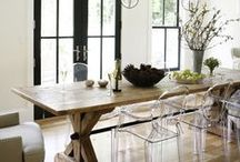 Dining Envy / gather 'round and enjoy the company / by Marissa Webb