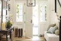 Entryways/Halls/Closets