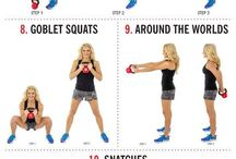 fitness / I need to start doing these and not just pin them!!! :) / by Valli Weethee
