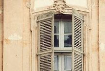 Doors and Windows / by LaurieAnna's Vintage Home