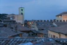I tetti di Todi / Todi la città più vivibile del Mondo #therealumbria