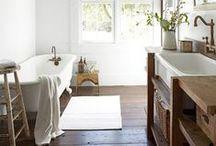 LIVEin::IT - bath / by karakai design+styling