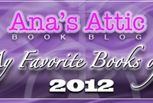 My Favorite Books of 2012 / by Ana's Attic