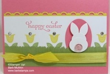 Easter Cards and decorations / by Carol LaCroix