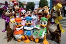 ~ Disney Characters ~ / by Michele McKenzie Bobbitt