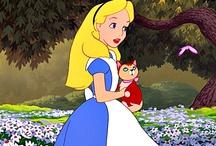 ~ Alice in Wonderland ~ / by Michele McKenzie Bobbitt
