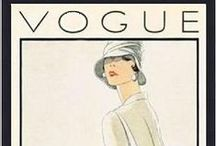 Vogue Covers . . . / by Diane Stewart