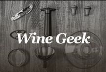 Gadgets / Great wine accessories to support you in your wine drinking experience.  / by Club W