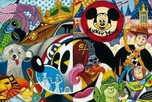 ~ Art: Disney ~ / by Michele McKenzie Bobbitt