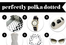 polka dotted pixels. / pins from my blog - www.polkadottedpixels.com. check it out for lots of dots + design + diy!