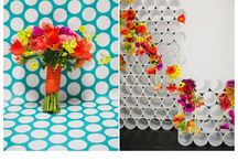 Inspiration: Bright Wedding / A visual solution for the plan of the bright themed wedding shoot - August 2013
