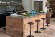 Kitchen and stuff/keuken en allerlei / Nice kitchens  and good and handy things