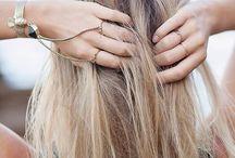 Hair Colors / by Caitlin Trahan