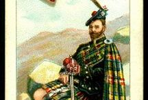 Bohannon/Clan Buchanan / Immigrant ancestor, Duncan Bohannon (1635-1704) is my 9th GGF, twice over, through two of his children.  He came to America by way of Barbados, where he married Cecily Collmore.  DNA results on a descendant of Duncan's ties him to Clan Buchanan.  This interesting clan played a part in many events in Scottish history fm the Scottish Wars of Independence to the Battle of Flodden and more.  Later it produced a President of the United States - James Buchanan!