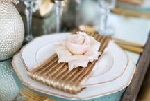 gettin' hitched. tables + decor. / tablescapes + place settings + decor ideas.