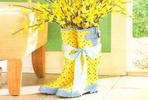 Season - Spring / Spring and Easter! / by LaurieAnna's Vintage Home