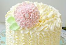 Cakes 101 / Everything cake / by Riannon Ballew