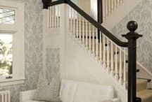 Let's Decorate a Foyer / by LaurieAnna's Vintage Home