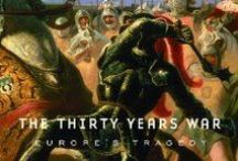 Thirty Years' War (1618-1648) / All things Thirty Years' War - During this war, my ancestral Weissang family in Germany (formerly French Catholic Vincent) split between those members who became Lutheran & those who remained Catholic.  I don't know if any of them played a direct role in the war (fought in it, etc.) or just endured it.  The Catholic branch, which is the branch I descend from, ended up in Saarland, Germany.  Later, abt 1717, 7th GGF, Ludwig Weissang (Wysong) would come to the Colonies...but that's another story.