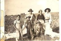 The Great Depression / Both of my parents were children of the Depression.