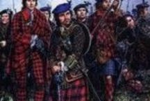 """Culloden/Jacobites/Rebellion / """"There were lowlanders on the Jacobean side there was also French . English Welsh and Irish . Volunteers from Manchester the Welsh borders . Deserters from the goverment army And MacDonnel Irish . On the goverment side was Lowland Scots Highland Scots English Welsh Irish . It was not a English versus Scots conflict that so many people think but the final battle in a civil war.""""  (words of a Scottish FB friend on Culloden, F. MacGregor)"""