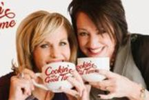 Cooking Up a Good Time with Tammy and Tootie / by Tammy Maltby /www.tammymaltby.com