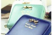 Carteiras / carteiras femininas