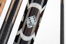 $700 to $899 Viking Cues / Cues $300 and up are equipped ViKORE American Performance Shaft. From the leather tip, to the rubber bumper, a Viking cue is constructed with the best components, experience, and care in the billiard industry. We manufacture 99% of the parts we use on our cues and guarantee that our product is 100% American made. All Viking Cues come with a LIFETIME WARRANTY against manufacturing defects and warpage. Since 1965, Viking is the oldest, and most respected, manufacturer of cues made in the USA.