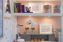 Inspirações de quartos / Ideias para a nova decoração/reforma do quarto