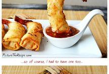 NOM NOM NOM - Finger Food