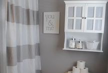 Bathroom ideas / by Lindsay Smith