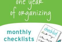 i HEART organizing / by Lindsay Smith
