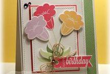 Cards - Birthday  / by Rita Grantham