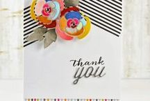 Cards - Thank You  / by Rita Grantham