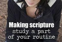 Quotes/Scriptures / by Rita Grantham