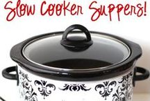 Crockpot Recipes / by Rita Grantham