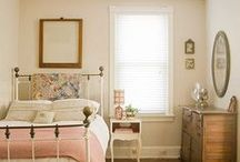 Bedrooms  / by Rita Grantham
