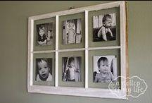 Window Frames / by Rita Grantham