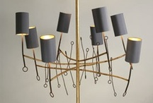LIGHTING CHANDELIERS / by Victoria Amado