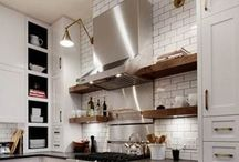 HOME + Kitchen / by Chelsey Oldham