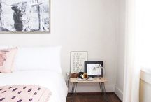 HOME + Bedroom / by Chelsey Oldham