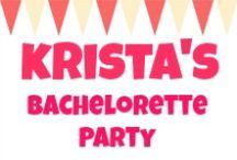 KRISTA'S BACHELORETTE / My BFF's Eagleridge Golf Club (Gilroy, CA) wedding 8/9/13 + Las Vegas bachelorette party as planned by Budziakbeauty.com 7/25/13 - 7/28/13