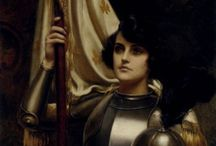 Joan of Arc / by Ashleigh McCulloch