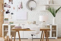 HOME + Office / by Chelsey Oldham