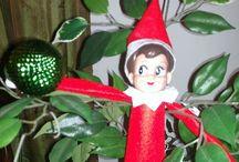 Ho Ho Ho / Christmas ideas / by Andrea Schultz